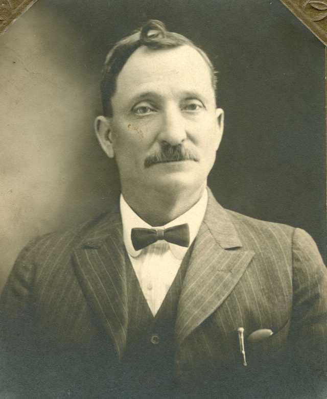 George Franklin Bates