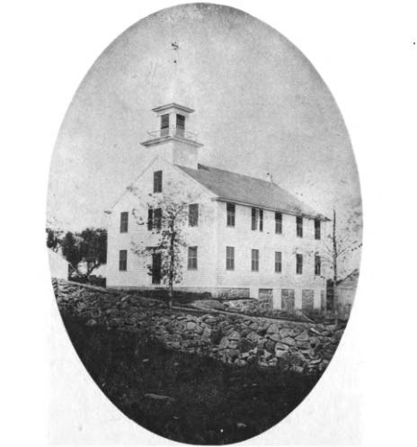 First Congregational Church of Stonington
